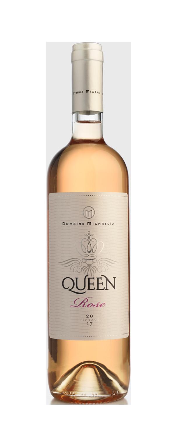 Queen Rosé demi-sec