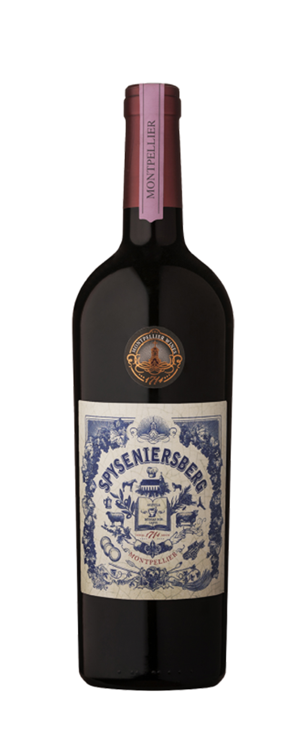 "Spyseniersberg ""Blue Label"" Red"
